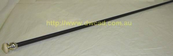Simple period cane