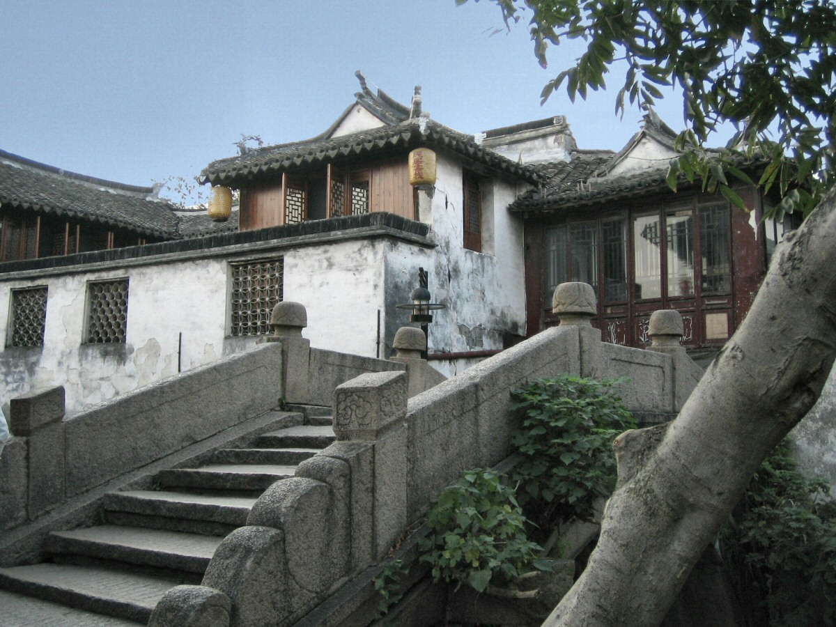 A charming Zhouzhuang residence
