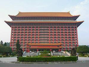 Grand Hotel main building
