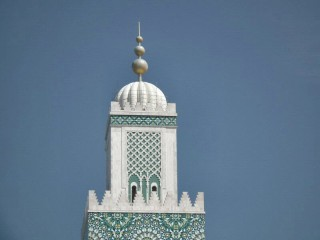 3 sphere minaret jamour