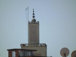Four sphere minaret jamour