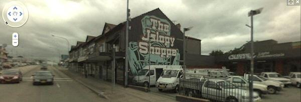 Jalopy Shoppe sign