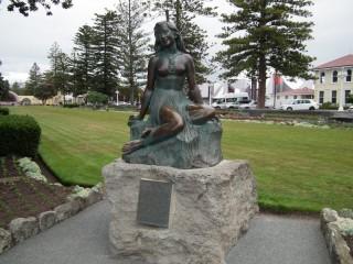 Pania of the Reef - Napier