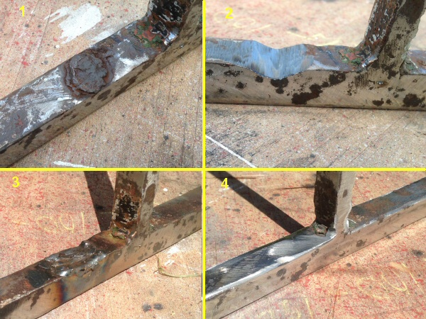 Fixing rust