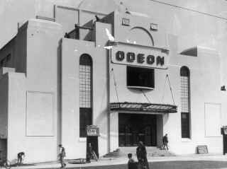 odeon theatre perry barr