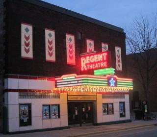 The Regent theatre