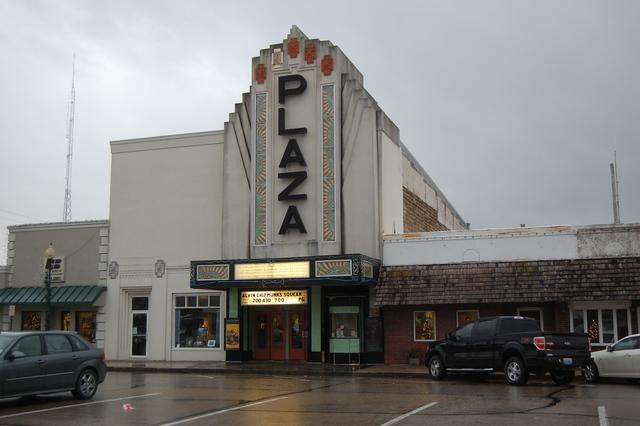 Art Deco Theatre Names