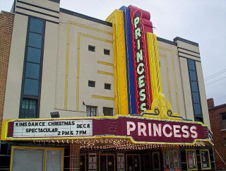 The Princess theatre
