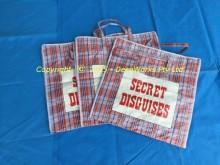 Secret disguise bags