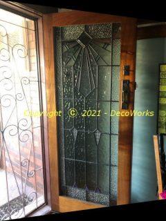 LEad Light Front Door