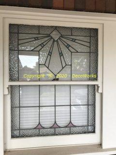 Window lead light