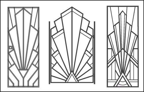 Plaza design styles