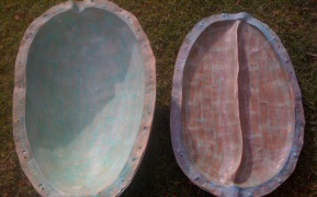 Finished latex mould