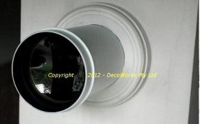 Original daguerreotype lens