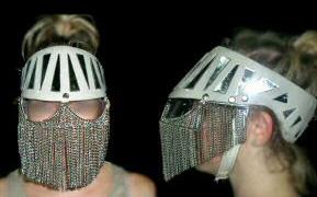 Dancers costume props