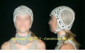 Dancers headdress 1