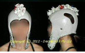Dancers headdress 3