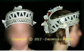 Dancers headdress 4