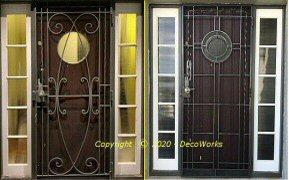 Security Door Redesign