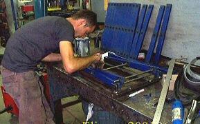 Scissor lift parts