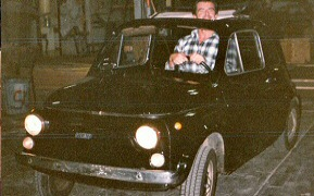 Driveable Fiat Bambino