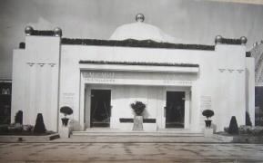Baccarat Pavillion 1925