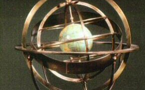 Large armillary sphere
