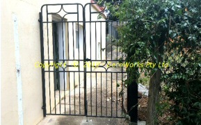 Custom side gates