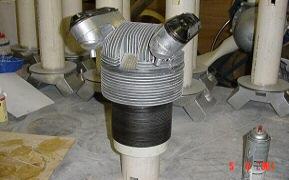 Completed cylinder