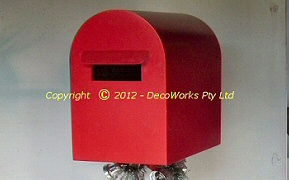 Santa's letterbox