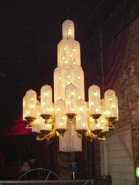 Replica Art Deco Chandelier